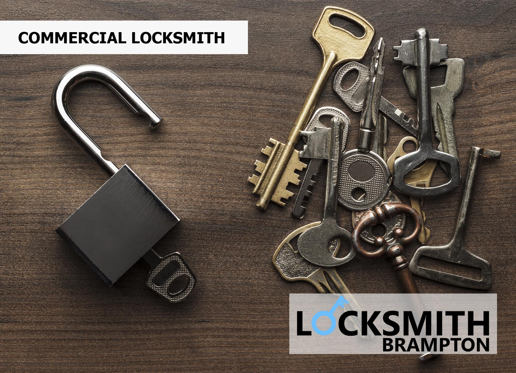 COMMERCIALS LOCKSMITH