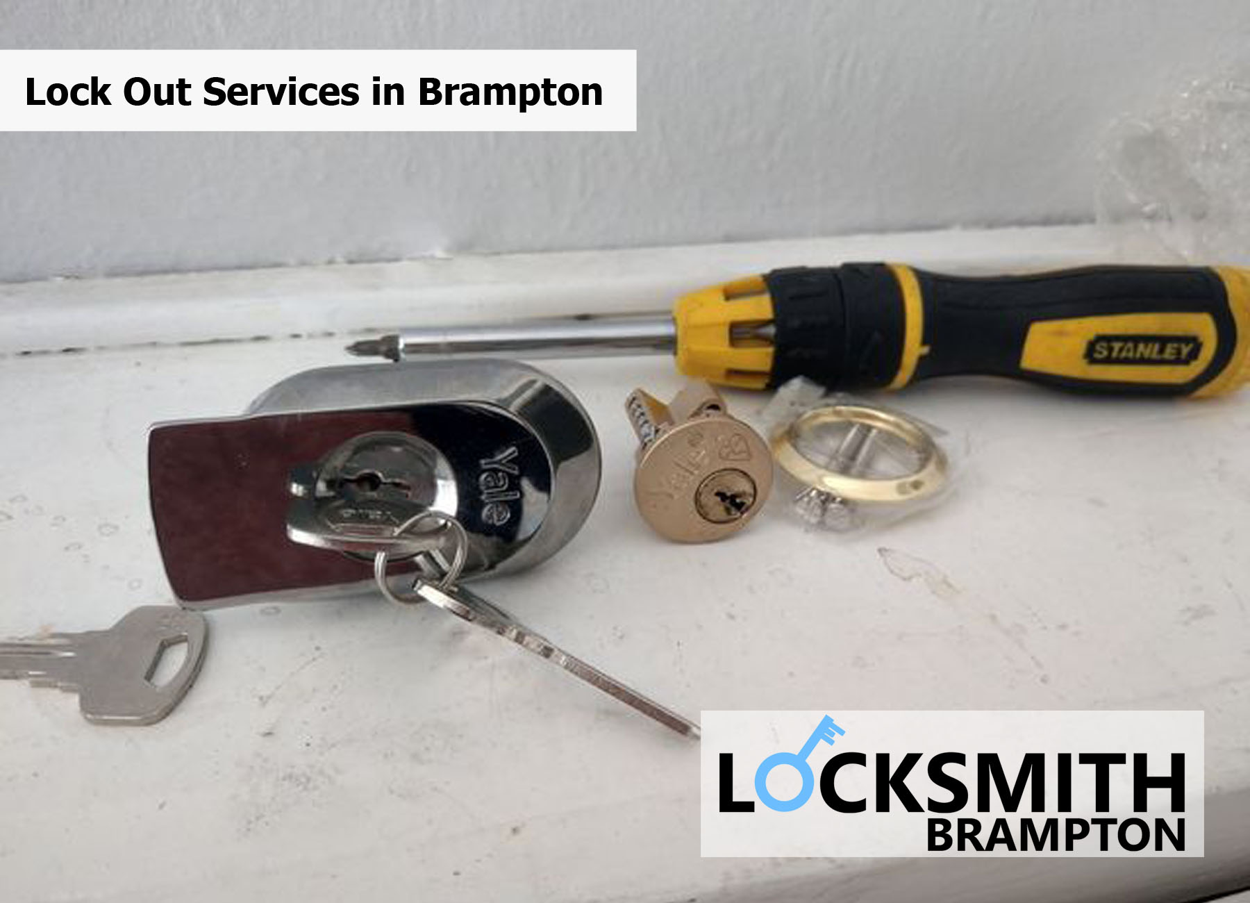 Lock Out Services in Brampton