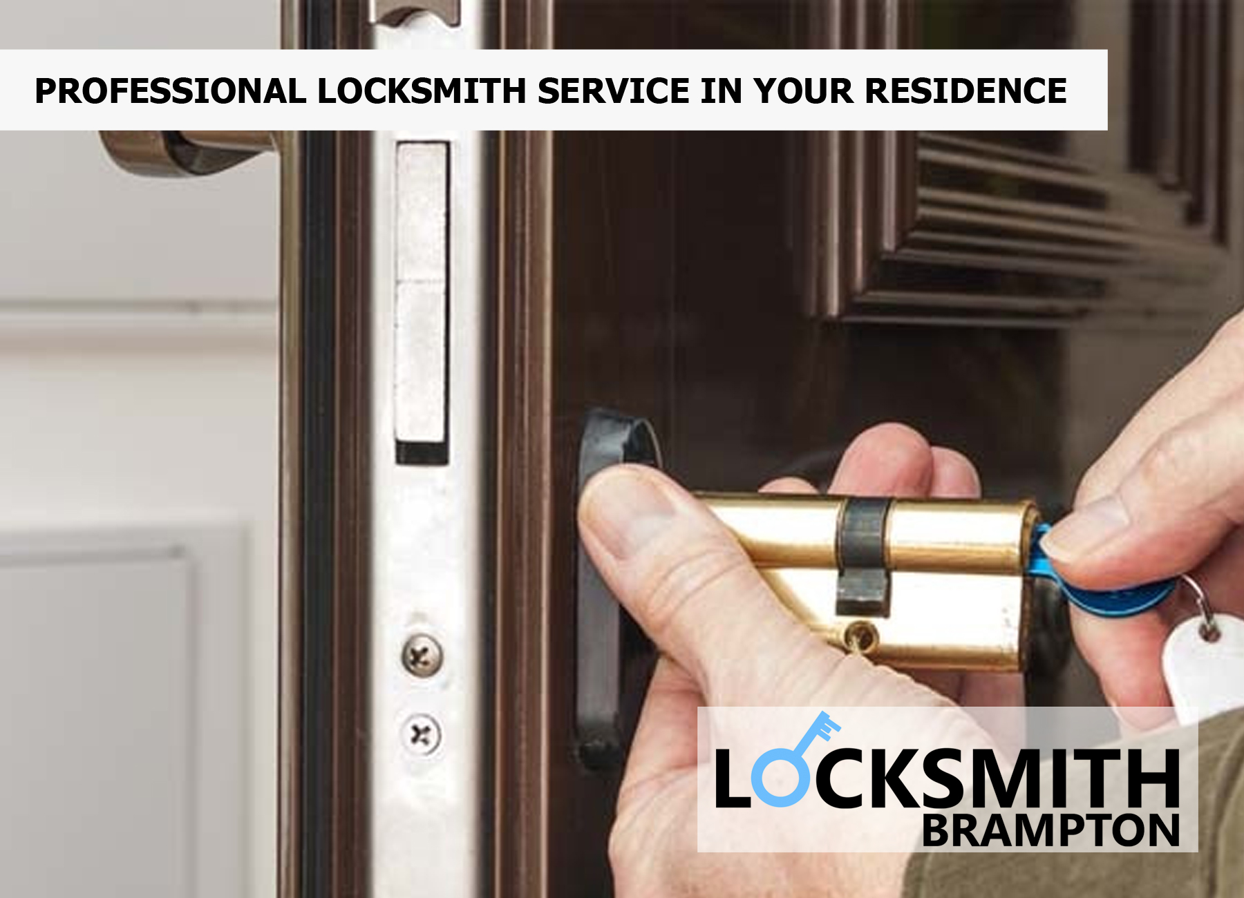 PROFESSIONAL LOCKSMITH SERVICE IN YOUR RESIDENCE