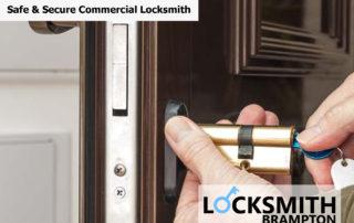 Safe & Secure Commercial Locksmith