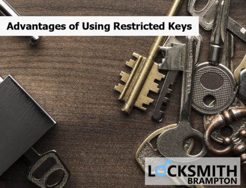 Advantages of Using Restricted Keys