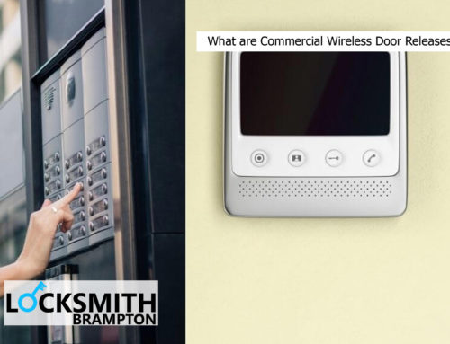 What are Commercial Wireless Door Releases?