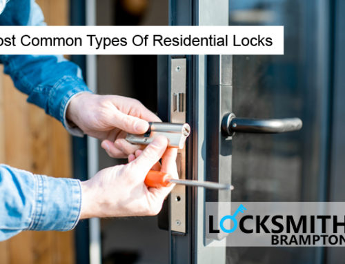 Most Common Types Of Residential Locks