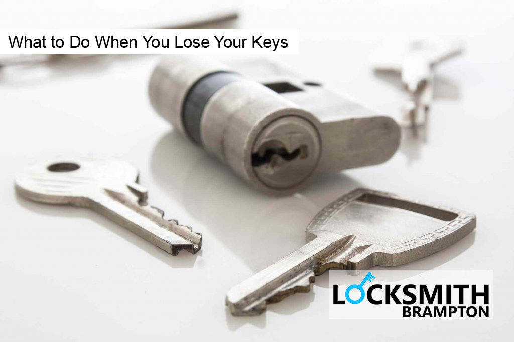 lose your house keys